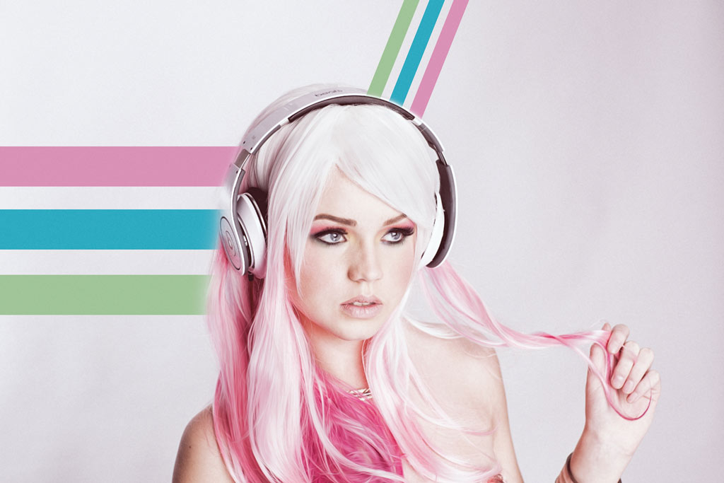 Beats by Dre Girl